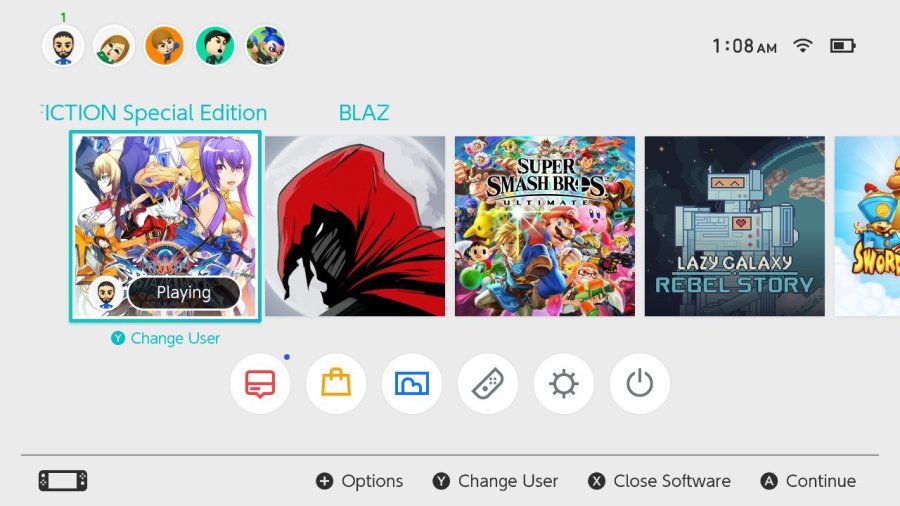 BLAZBLUE CENTRALFICTION Special Edition nintendo switch review