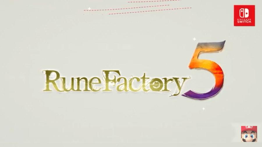 RuneFactory 5