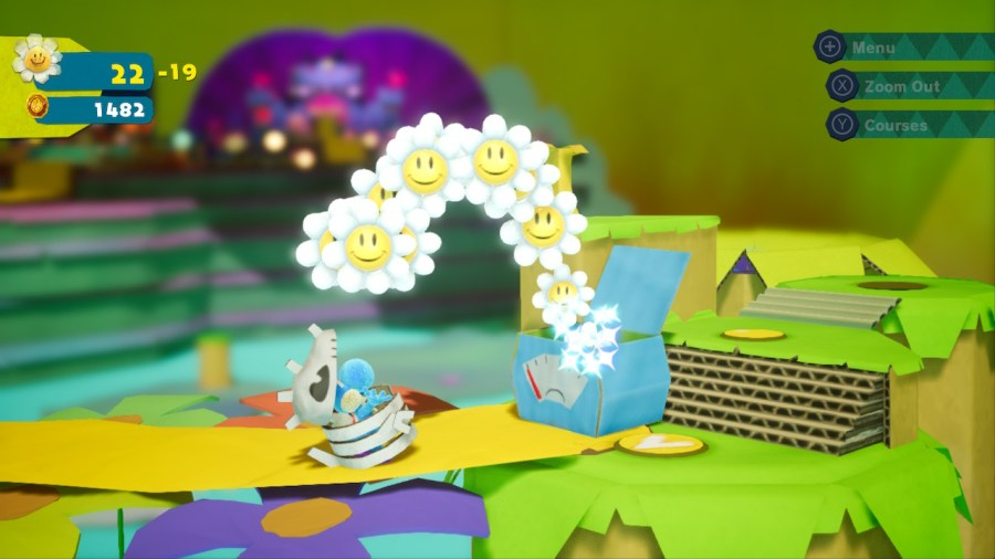Yoshi's Crafted World switch review