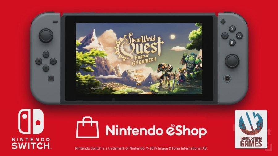 SteamWorld Quest review