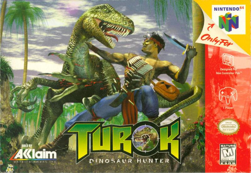 Turok N64