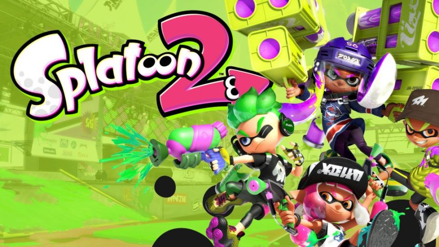 Splatoon 2 Version 4.5.0