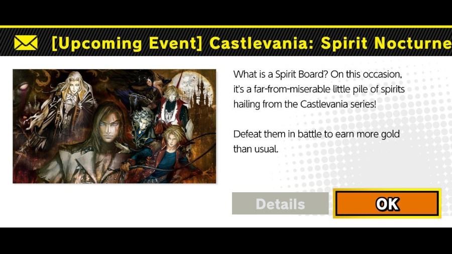 Castlevania: Spirit Nocturne