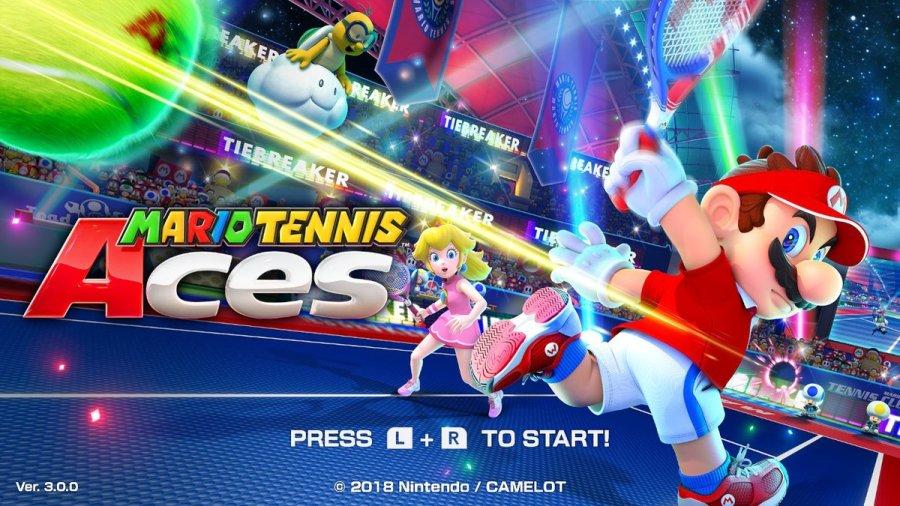 Mario Tennis Aces Version 3.0.0