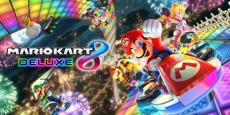 Mario Kart 8 Deluxe MK8D