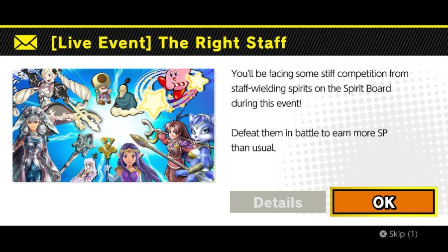 The Right Staff Spirit Event Feature