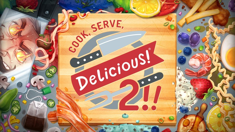 Cook, Serve, Delicious 2 switch review