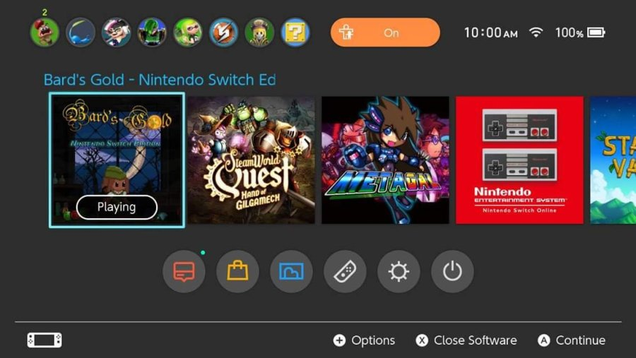 Bard's Gold switch review