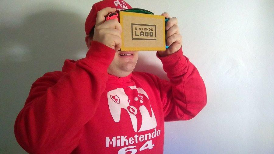 Labo VR