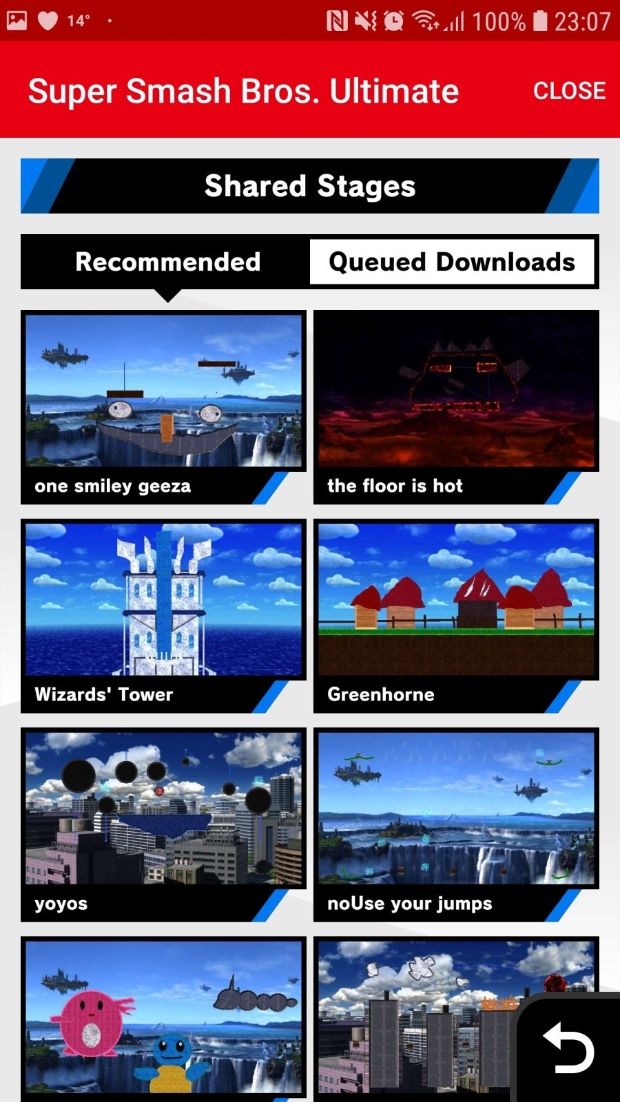Smash Ultimate Stage download guide