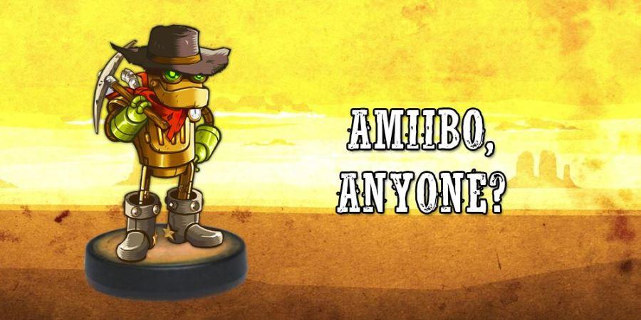 SteamWorld amiibo cards