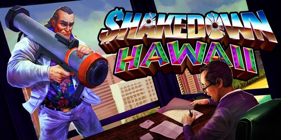Shakedown: Hawaii Nintendo Switch review