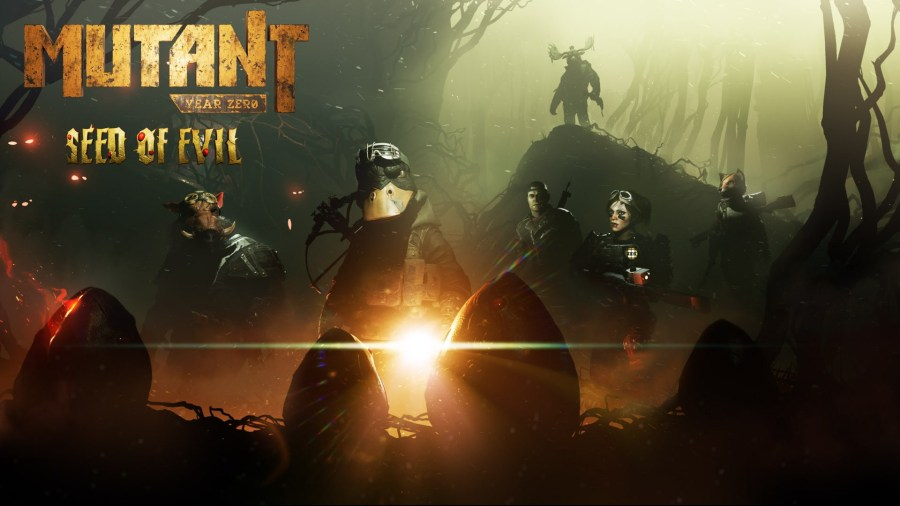 Mutant Year Zero - Seed Of Evil