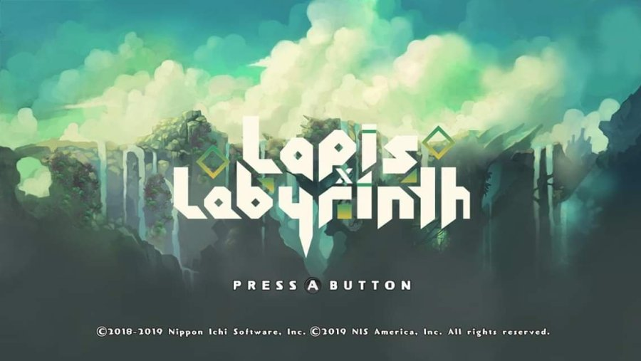 Lapis X Labyrinth Switch Review