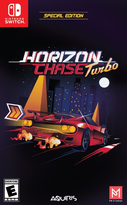 Horizon Chase Turbo Switch Physical Edition
