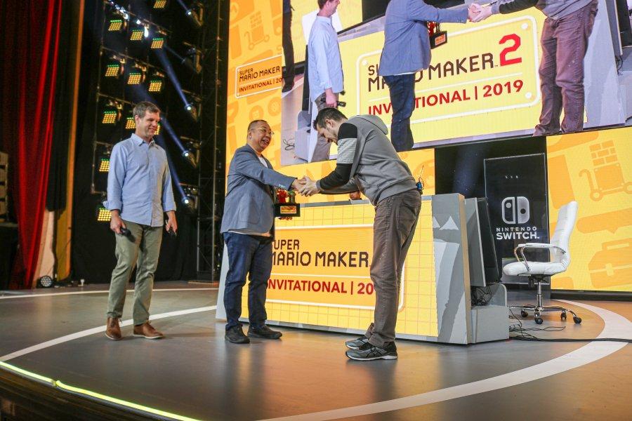 Super Mario Maker 2 Invitational 2019 Winner