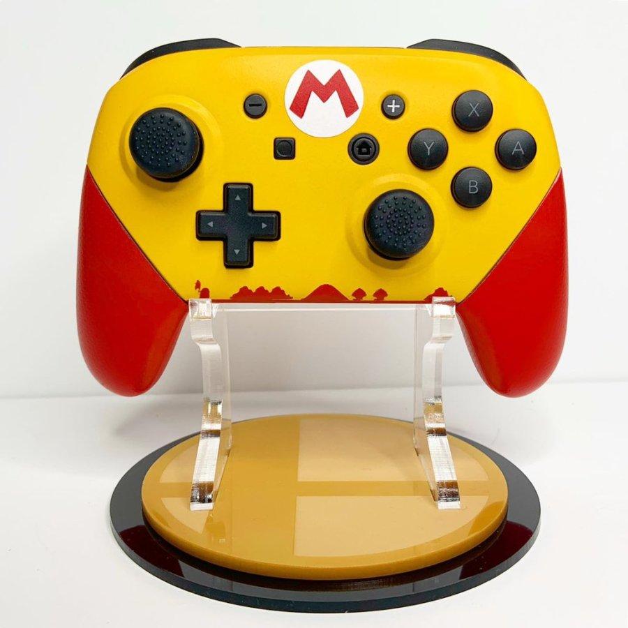 CptnAlex Mario Controller