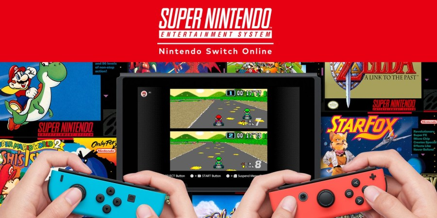 SNES - Nintendo Switch Online