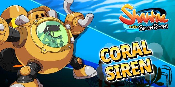 Coral Siren