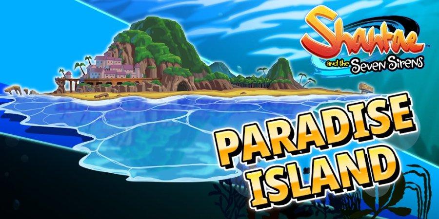 Shantae and the Seven Sirens PI