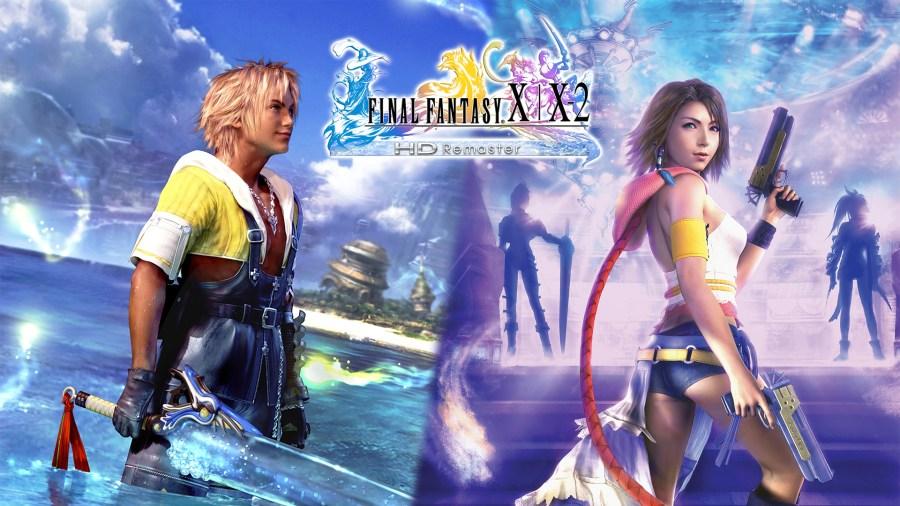 final fantasy x - x2 hd remaster
