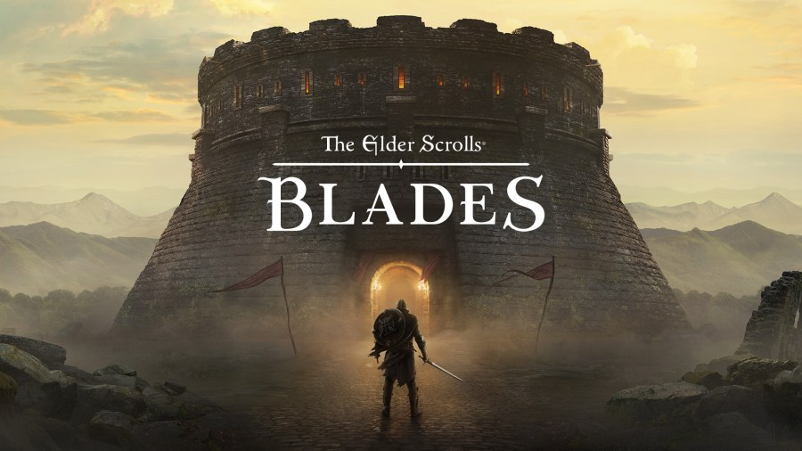 the elder scrolls blades