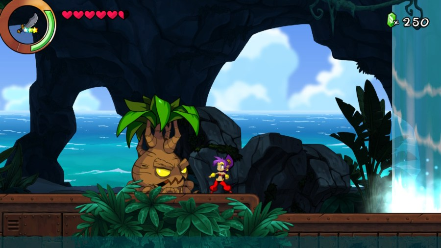 Shantae and the Seven Sirens (2)