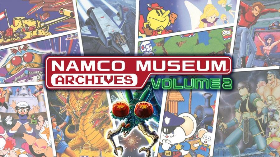 eShop Showcase #34 NAMCO MUSEUM ARCHIVES Vol 2 (Nintendo Switch)