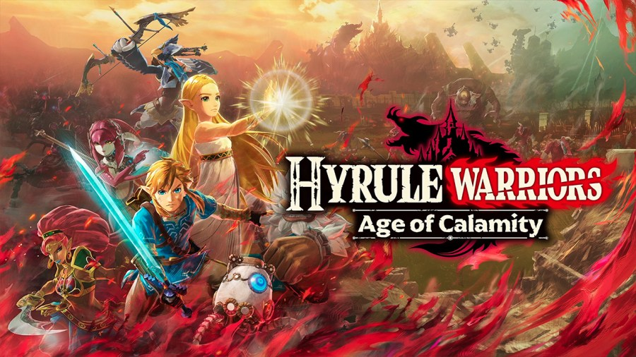 Hyrule Warriors Age Of Calamity Gameplay