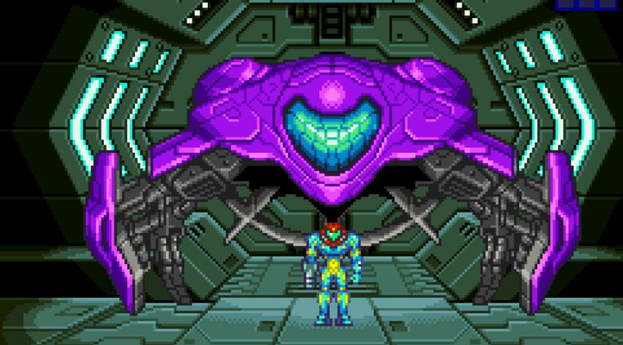 2D Metroid