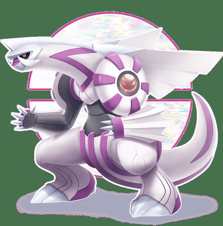 Palkia Pokémon Brilliant Diamond & Pokémon Shining Pearl