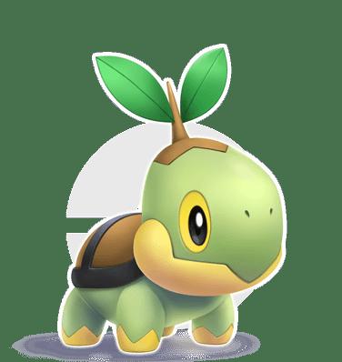 Turtwig Pokémon Brilliant Diamond & Pokémon Shining Pearl