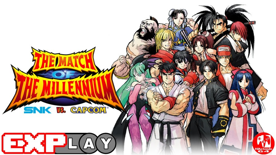 SNK vs Capcom: The Match of The Millenium