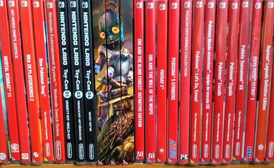 Video Game Collecting