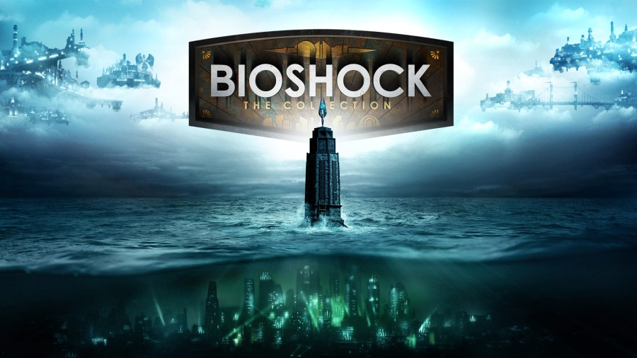 Bioshock The Collection - Genetically Modified Organisms