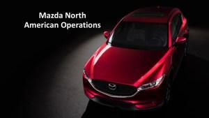 Mazda Graphic