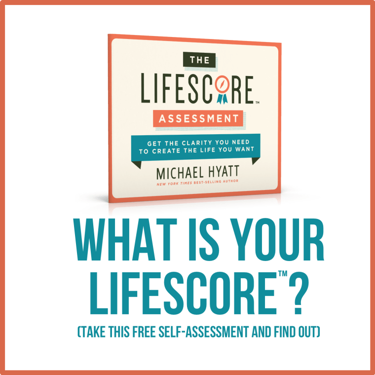 BYE LifeScore Assessment