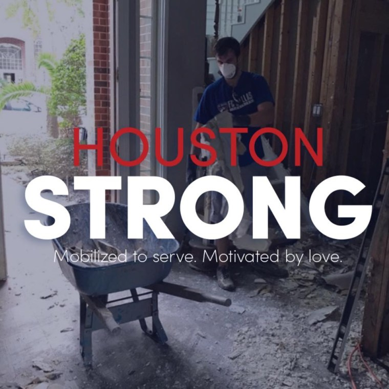 Houston Strong Photo