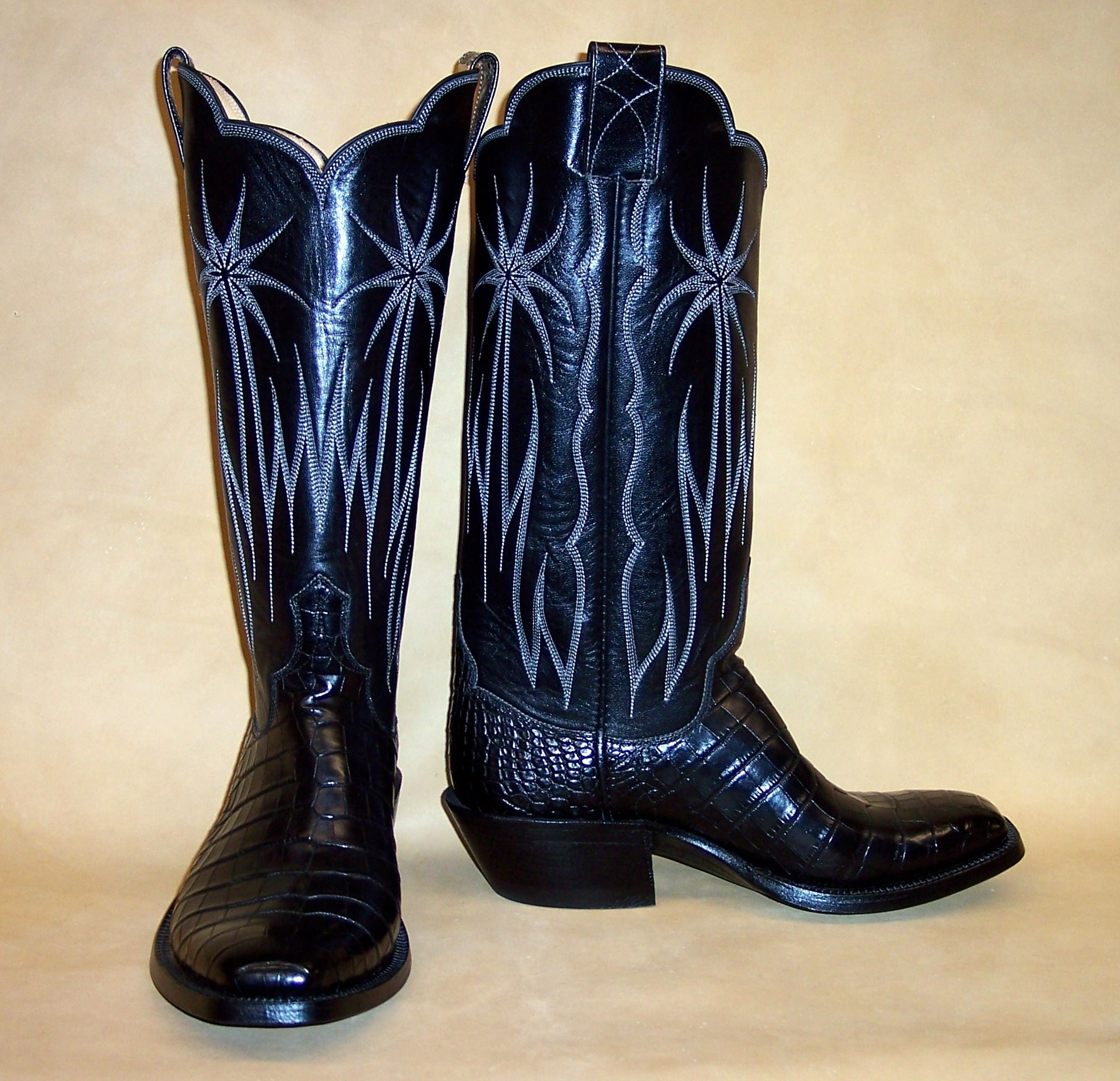 Picture Gallery 187 Mike Vaughn Handmade Boots