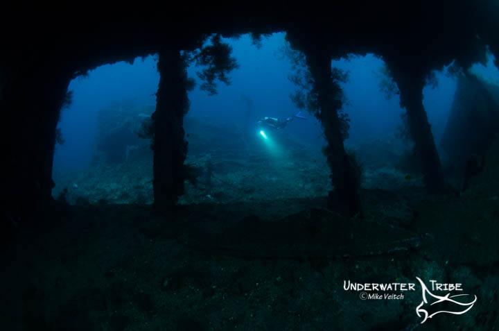 The Liberty Wreck