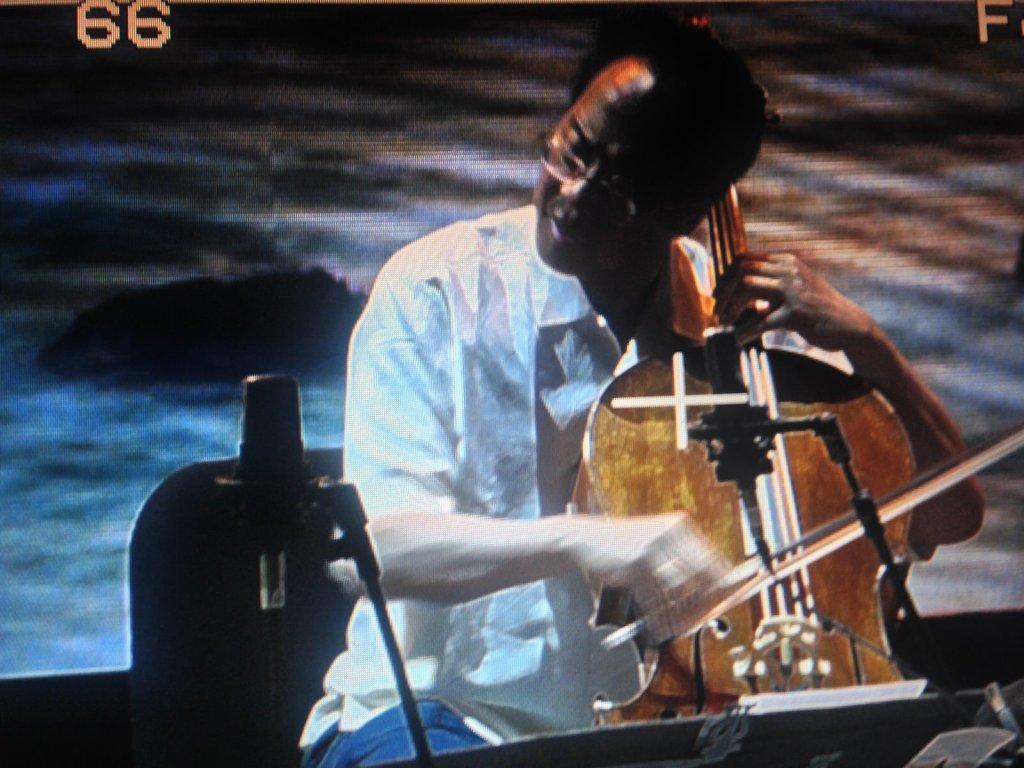 Live Concert Yoyo Ma