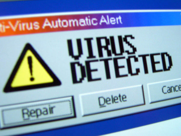 Anti virus photo