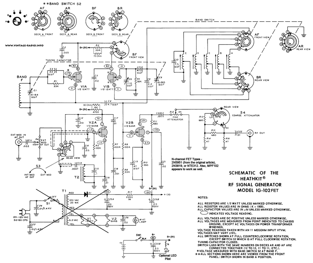 Ig 102 Fet Version Tinkering With Tubes