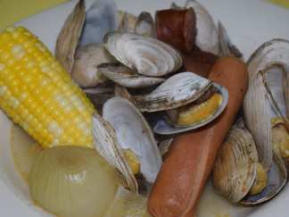 New England Clam Boil