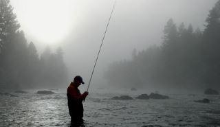 flyfishing - free short story