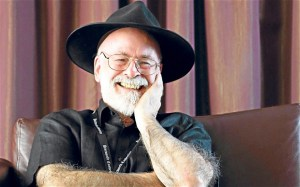 Sir Terry Pratchett - my tribute