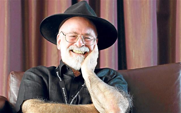 My Tribute to Sir Terry Pratchett