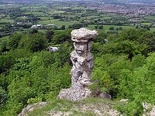 Curious Stones – The Devil's Chimney (Gloucestershire)
