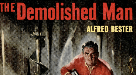 Review The Demolished Man by Alfred Bester