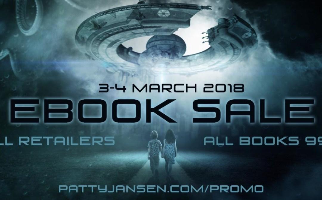 SFF book sale